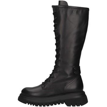 Cipők Női Városi csizmák Janet Sport 46702 BLACK