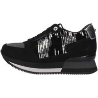 Cipők Női Rövid szárú edzőcipők Apepazza F0RSD01/VEL BLACK