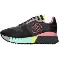 Cipők Női Rövid szárú edzőcipők Blauer F0MYRTLE03/CAT BLACK