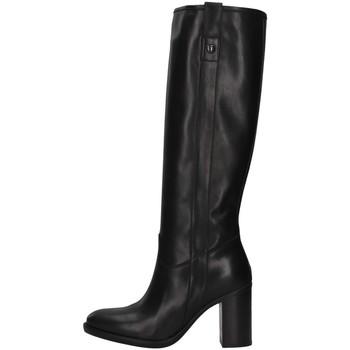 Cipők Női Bokacsizmák NeroGiardini I014041D BLACK