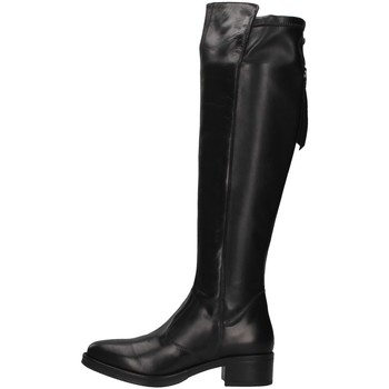 Cipők Női Rövid szárú edzőcipők NeroGiardini I014073D BLACK