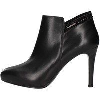 Cipők Női Bokacsizmák NeroGiardini I013461DE BLACK