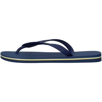 Cipők Férfi Lábujjközös papucsok Ipanema 80415 BLUE