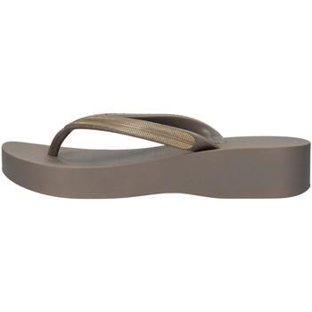 Cipők Női Lábujjközös papucsok Ipanema 82764 SILVER