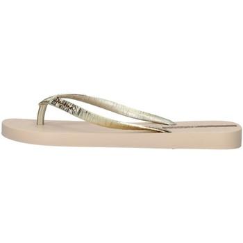 Cipők Női Lábujjközös papucsok Ipanema 82870 BEIGE