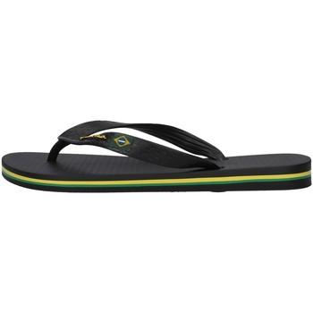 Cipők Női Lábujjközös papucsok Ipanema 80408 BLACK