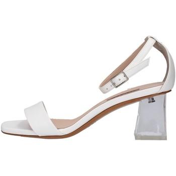 Cipők Női Szandálok / Saruk Albano 4151 WHITE