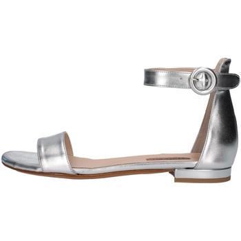 Cipők Női Szandálok / Saruk Albano 4220 SILVER