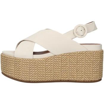 Cipők Női Szandálok / Saruk Tres Jolie 2801/MONY WHITE