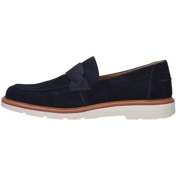 Cipők Férfi Mokkaszínek Stonefly 213722 BLUE