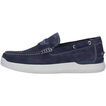 Cipők Férfi Mokkaszínek Stonefly 211070 BLUE