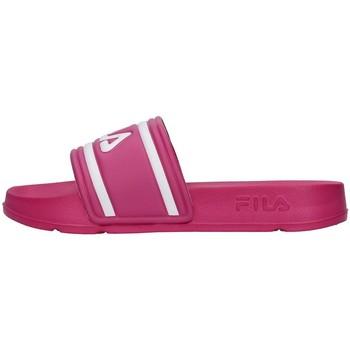 Cipők Lány strandpapucsok Fila 1010934 FUCHSIA
