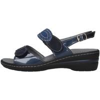 Cipők Női Szandálok / Saruk Melluso K95721 BLUE