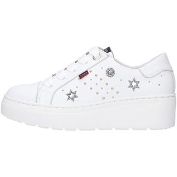Cipők Női Rövid szárú edzőcipők CallagHan 14920 WHITE