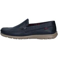 Cipők Férfi Mokkaszínek CallagHan 18001 BLUE