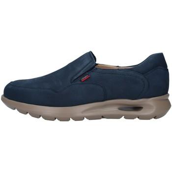 Cipők Férfi Mokkaszínek CallagHan 42602 BLUE