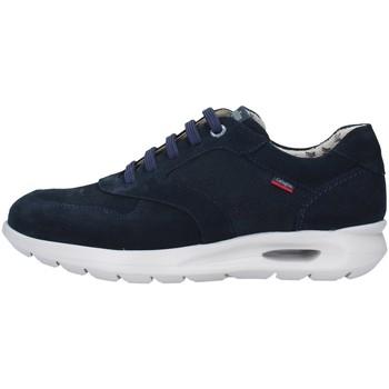 Cipők Férfi Rövid szárú edzőcipők CallagHan 42600 BLUE