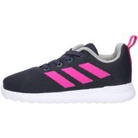 Táskák Fiú Rövid szárú edzőcipők adidas Originals BB7053 BLUE