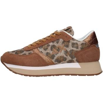 Cipők Női Rövid szárú edzőcipők Sun68 Z30218 BEIGE