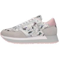 Cipők Női Rövid szárú edzőcipők Sun68 Z30216 GREY