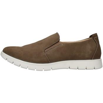 Cipők Férfi Belebújós cipők IgI&CO 5115322 BROWN