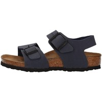 Cipők Fiú Szandálok / Saruk Birkenstock 087773 NAVY BLUE