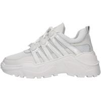 Cipők Női Rövid szárú edzőcipők Windsor Smith WSPCOREY WHITE