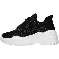 Cipők Női Rövid szárú edzőcipők Windsor Smith WSPCOREY BLACK
