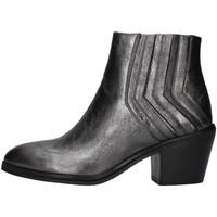 Cipők Női Bokacsizmák Luciano Barachini DD152G GREY