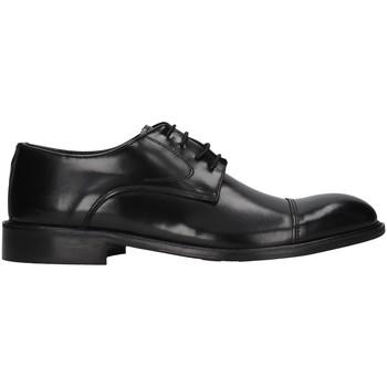 Cipők Férfi Oxford cipők Antony Sander 18005 BLACK
