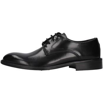 Cipők Férfi Oxford cipők Antony Sander 18020 BLACK