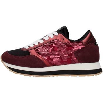 Cipők Női Rövid szárú edzőcipők Sun68 Z29217 RED