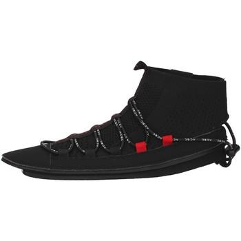 Cipők Női Magas szárú edzőcipők Acbc SKLA107 BLACK