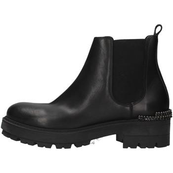 Cipők Női Bokacsizmák Zoe WAR24 BLACK