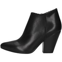 Cipők Női Bokacsizmák Zoe NIKY65 BLACK