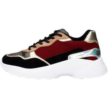 Cipők Női Rövid szárú edzőcipők Gold&gold GA136 BORDEAUX