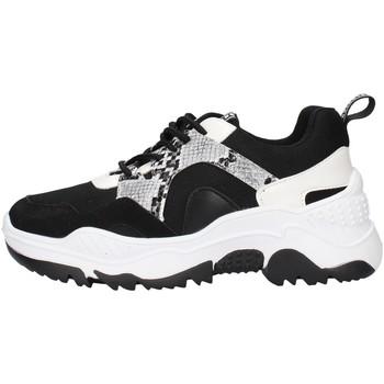 Cipők Női Rövid szárú edzőcipők Gold&gold GS35 BLACK