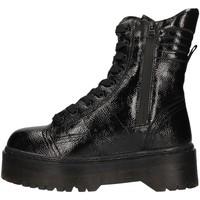 Cipők Női Városi csizmák Gold&gold GA116 BLACK