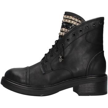 Cipők Női Csizmák Gold&gold GA75 BLACK