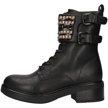 Cipők Női Csizmák Gold&gold GA77 BLACK