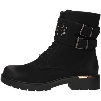 Cipők Női Csizmák Gold&gold GR63 BLACK