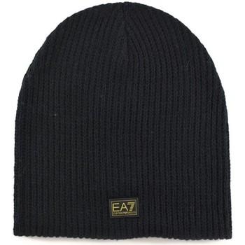 Textil kiegészítők Gyerek Sapkák Emporio Armani EA7 275901 BLACK