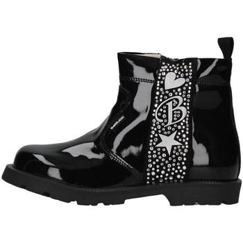 Cipők Lány Csizmák Balducci MATR1866 BLACK