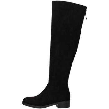 Cipők Női Városi csizmák Luciano Barachini DD113E BLACK