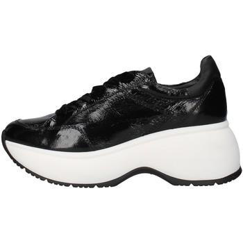Cipők Női Rövid szárú edzőcipők Janet Sport 44750 BLACK