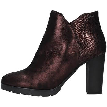 Cipők Női Bokacsizmák IgI&CO 4198622 BROWN