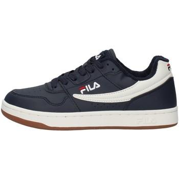 Cipők Fiú Rövid szárú edzőcipők Fila 1010787 BLUE