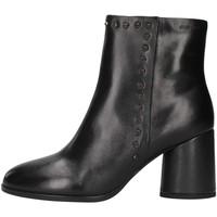 Cipők Női Bokacsizmák Stonefly 212165 BLACK