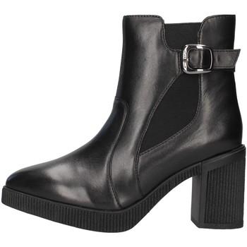 Cipők Női Bokacsizmák Stonefly 212036 BLACK