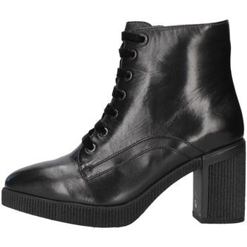 Cipők Női Bokacsizmák Stonefly 212033 BLACK